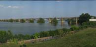 Three bridges in Wrightsville, PA